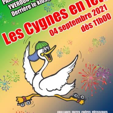 4 septembre 2021 – Les Cygnes en fête à Yverdon